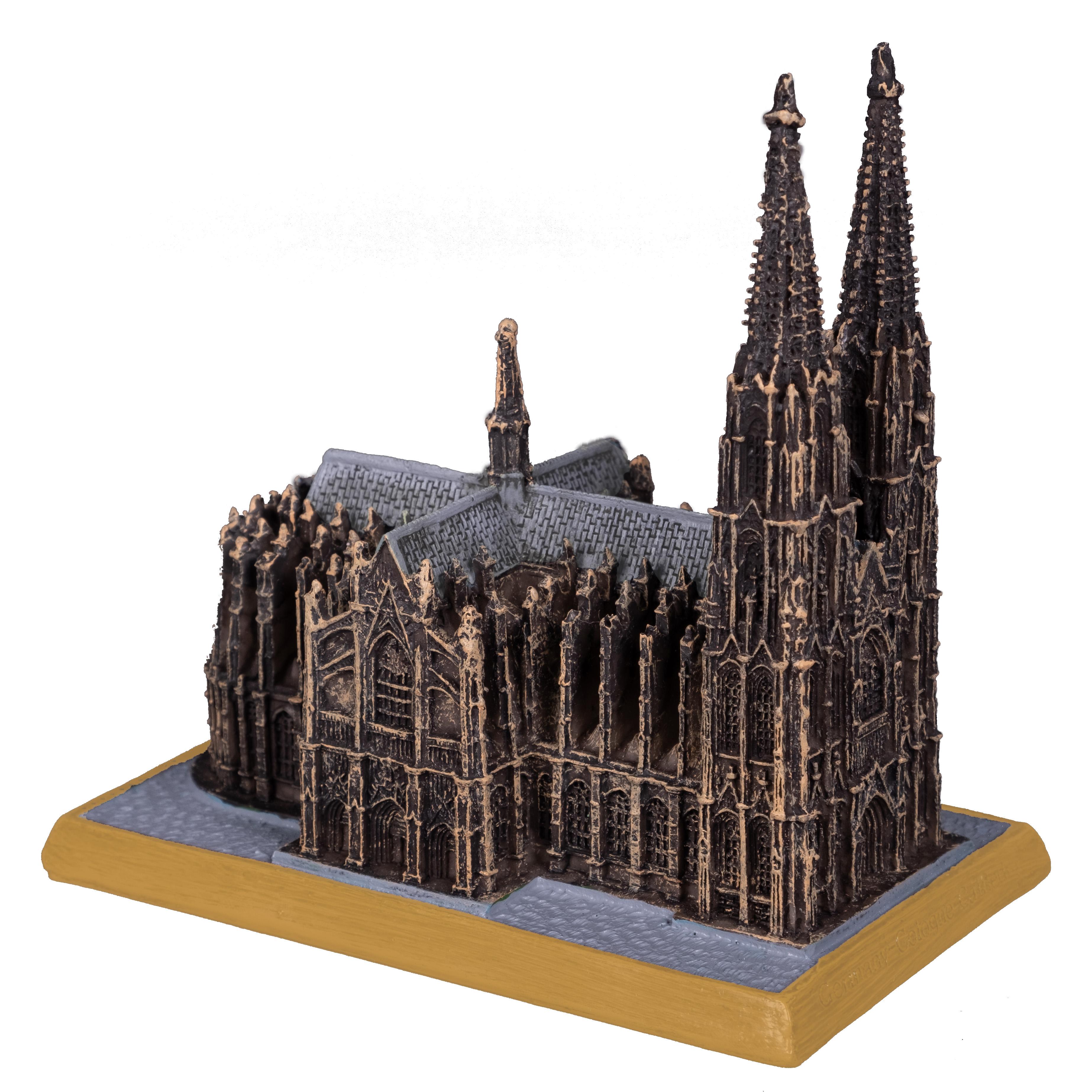 Kölner Dom Aufsteller