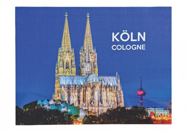 Wandbild Kölner Dom