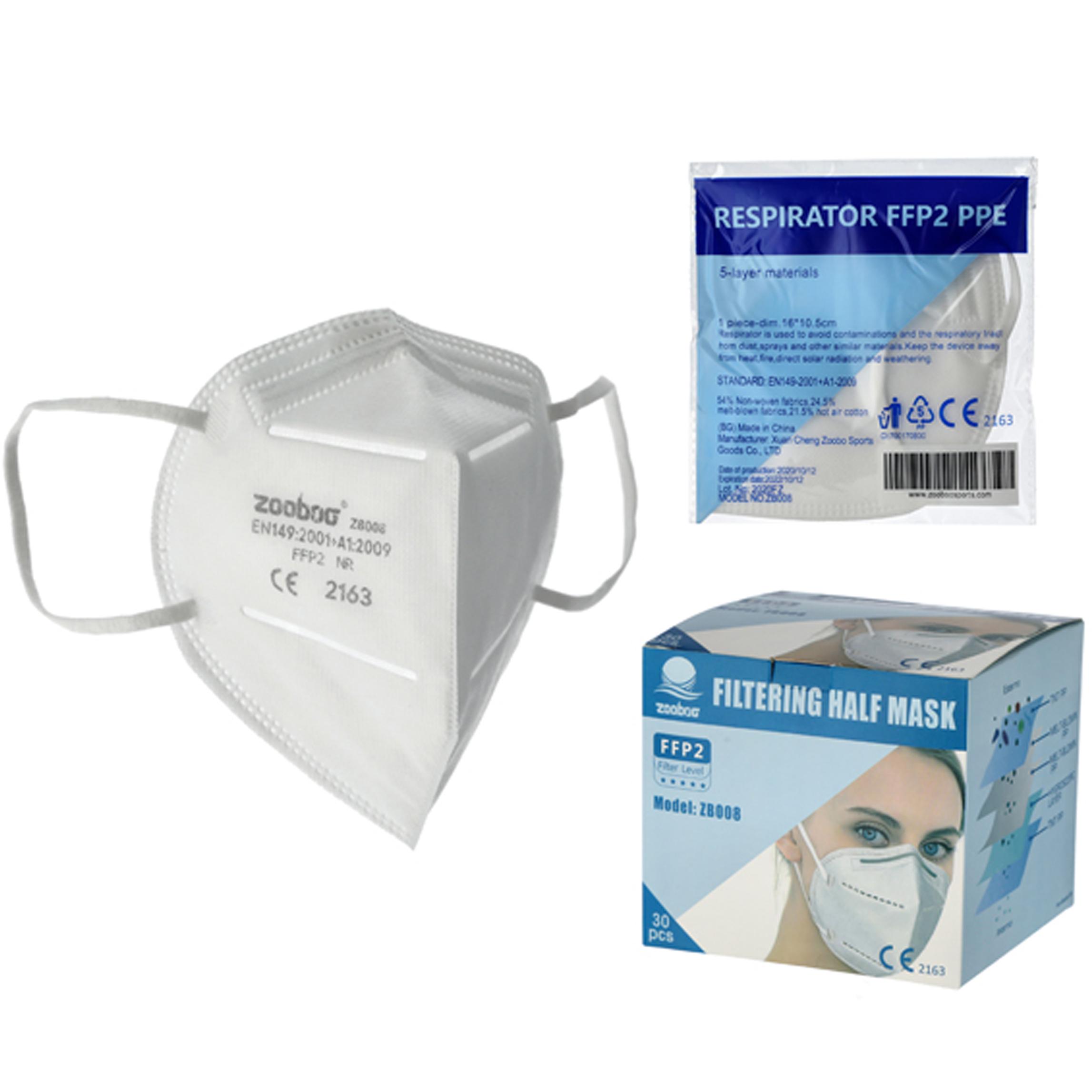 FFP2 Maske 1er Paket
