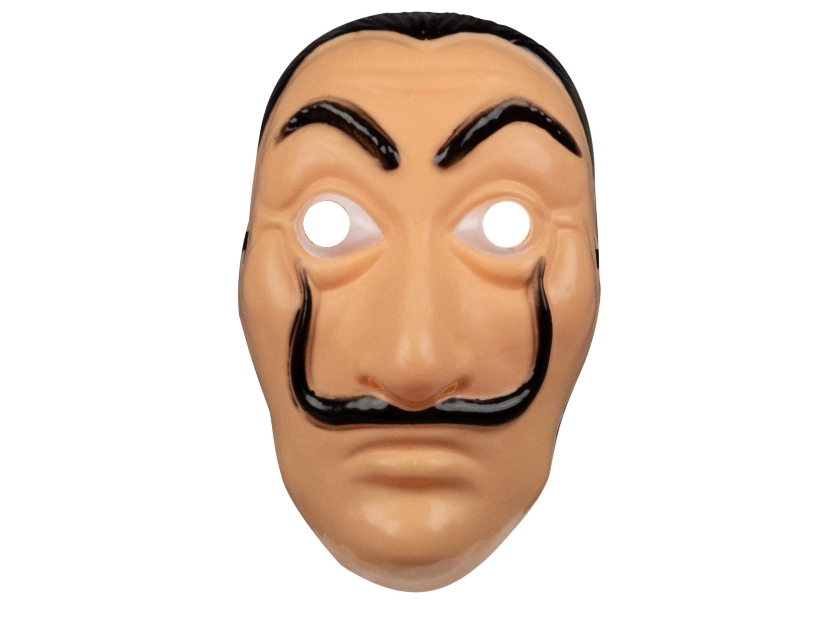 Dali Gesichts-Maske