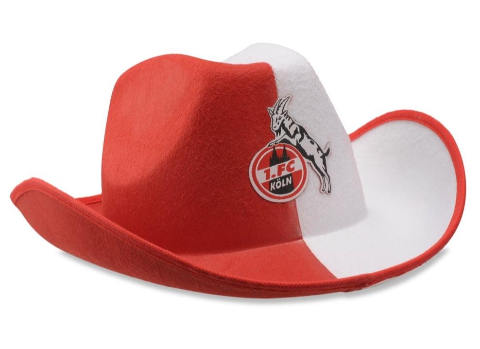 1. FC Köln Cowboyhut