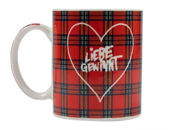 BRINGS Tasse Liebe gewinnt