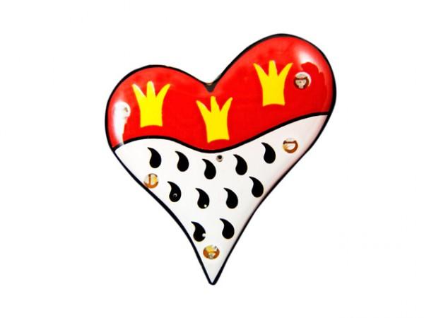 Blinky Herz Wappen