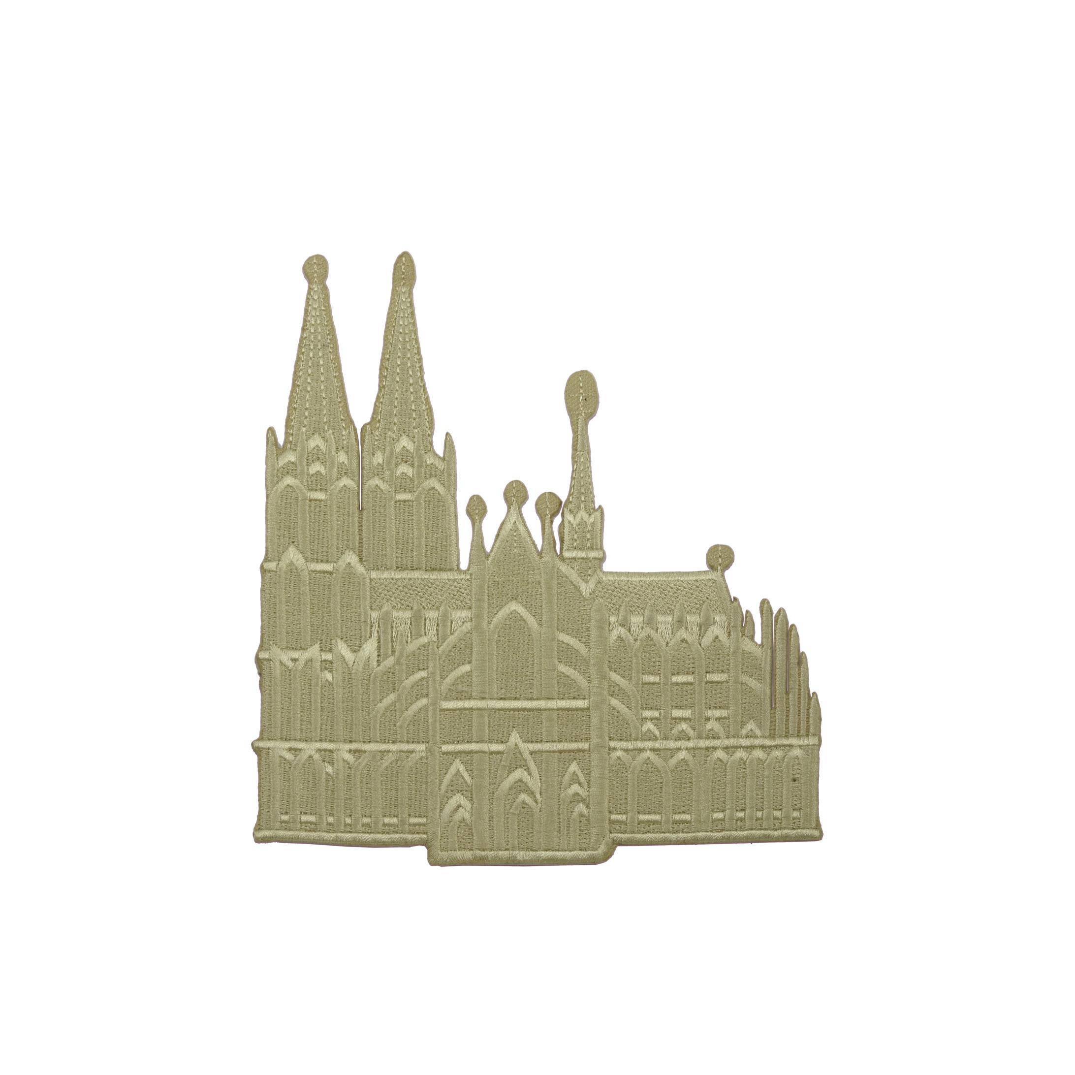 Bügelbild Kölner Dom