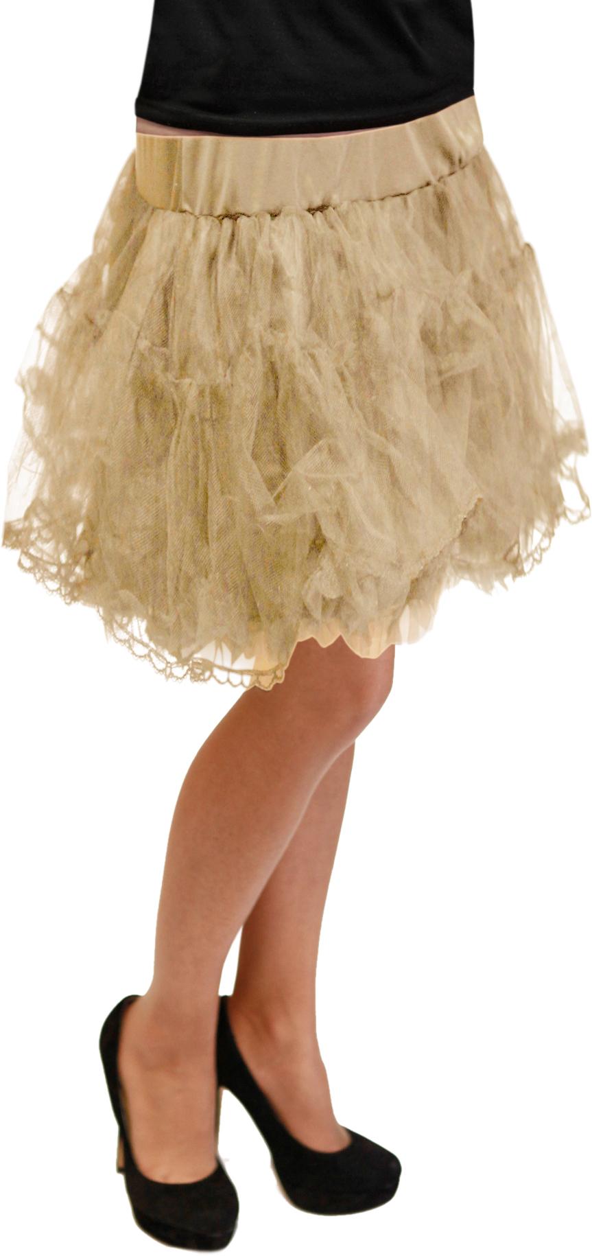 Petticoat 50cm lang