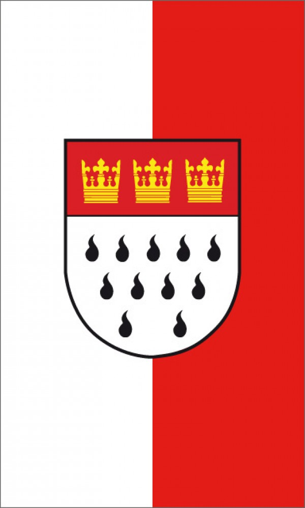 Fahne Köln
