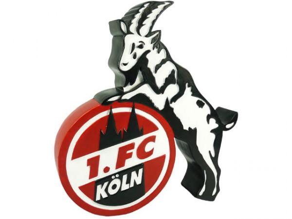 1. FC Köln Fanlogo